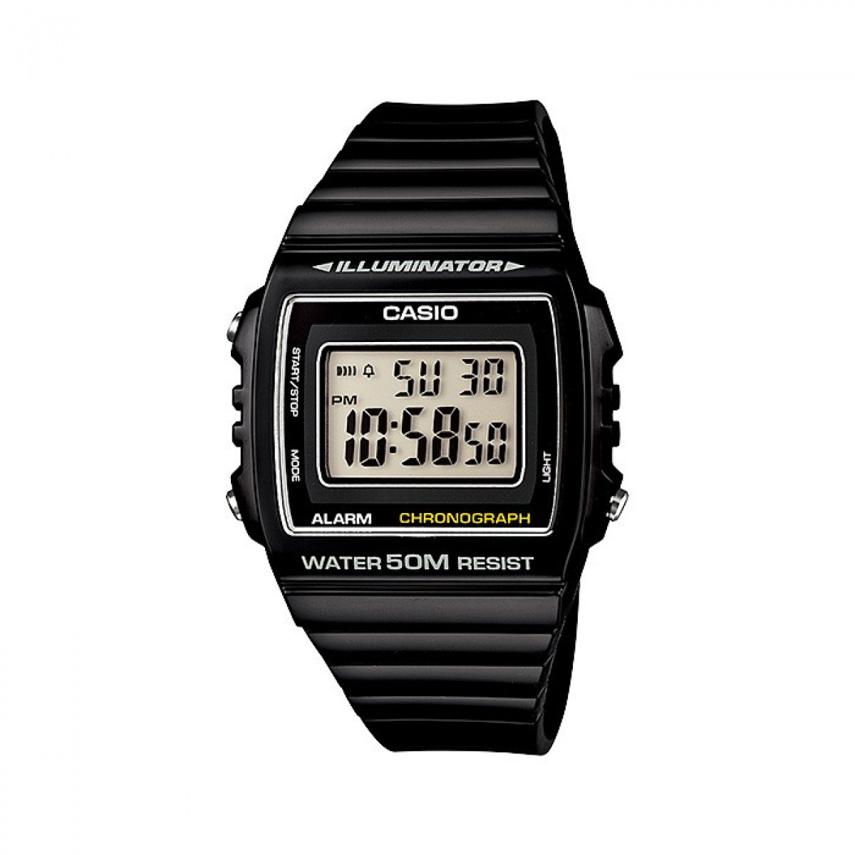 Часовник Casio W-215H-1AVEF