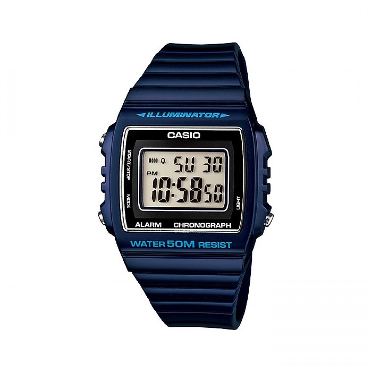 Часовник Casio W-215H-2AVEF