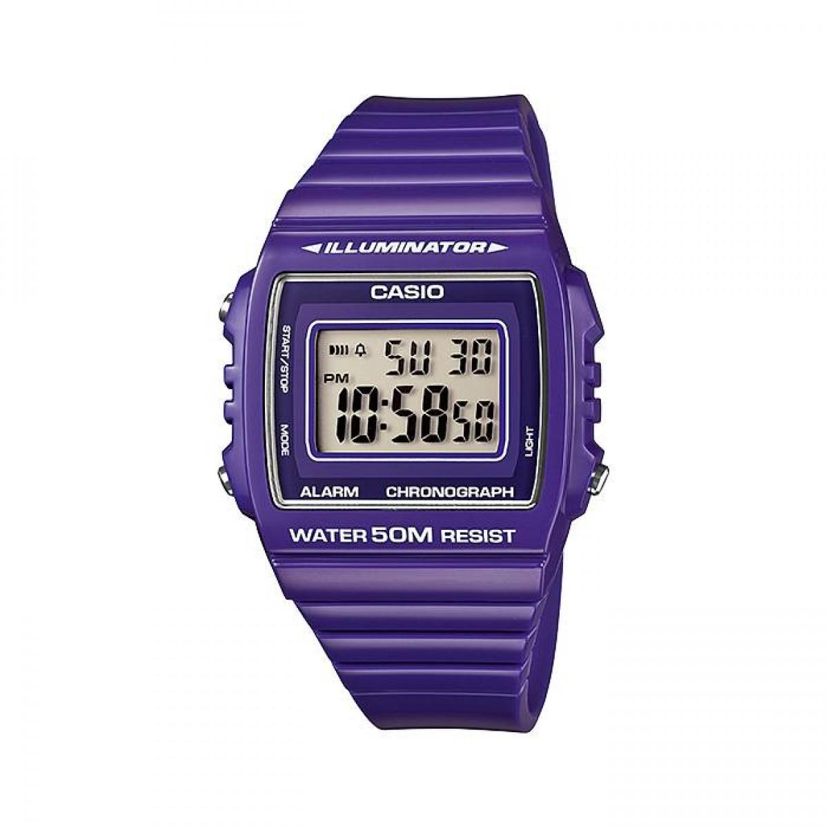 Часовник Casio W-215H-6AVEF