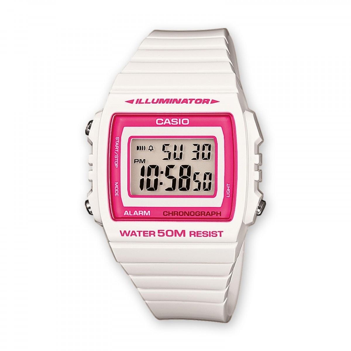 Часовник Casio W-215H-7A2VEF