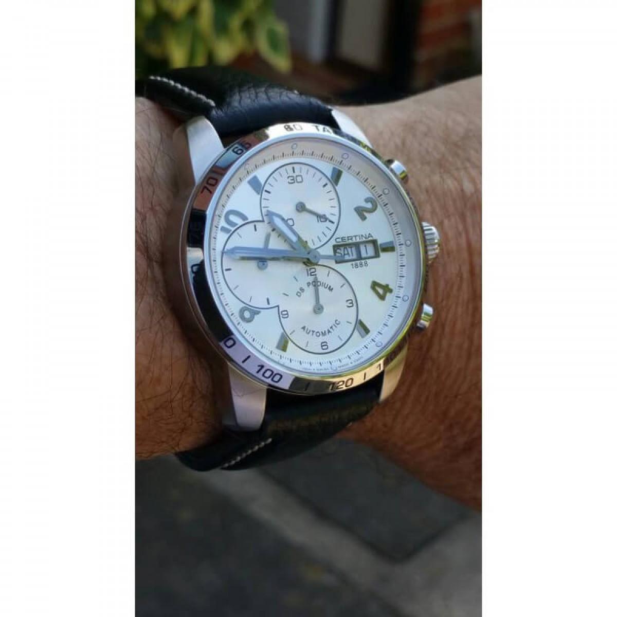 Часовник Certina C001.414.16.037.00