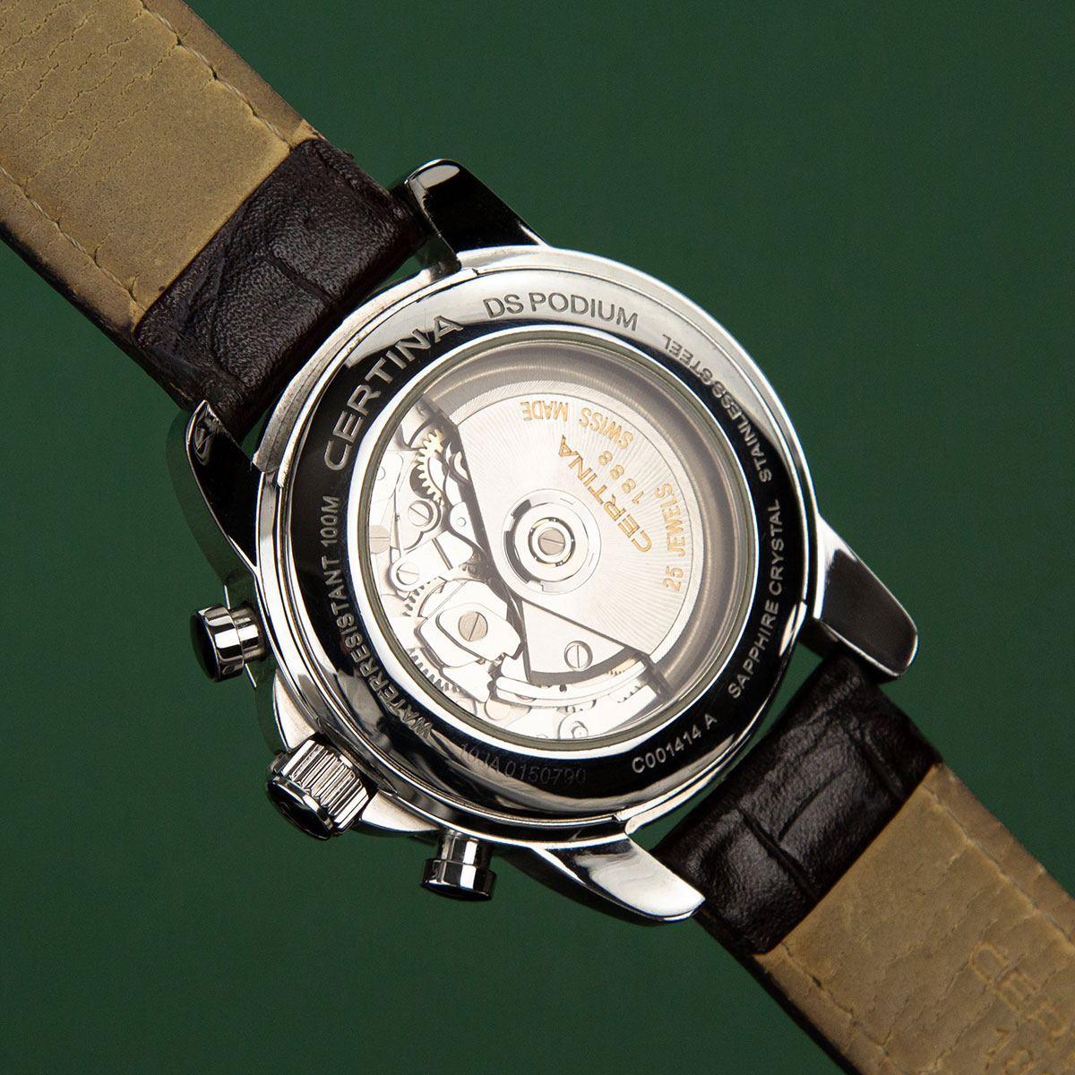 Часовник Certina C001.414.16.057.00