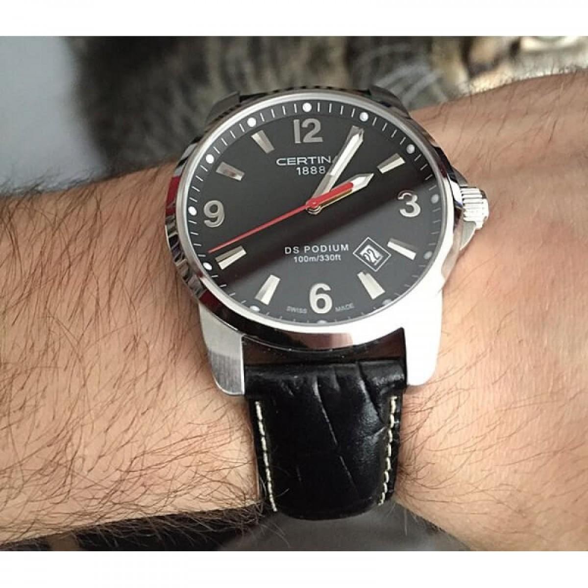 Часовник Certina C001.610.16.057.01