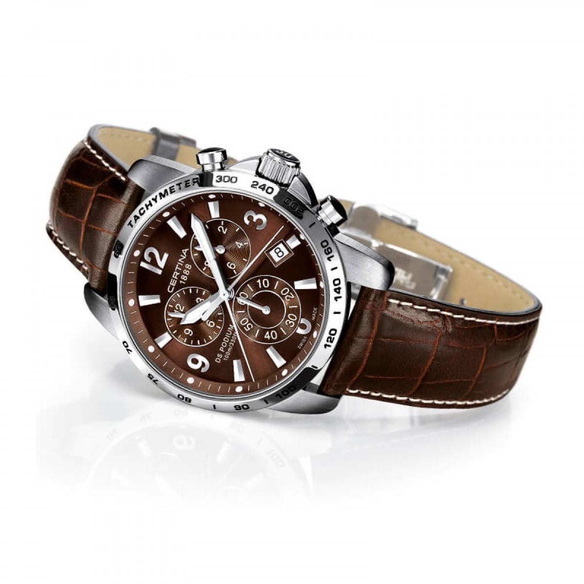 Часовник Certina C001.617.16.297.00