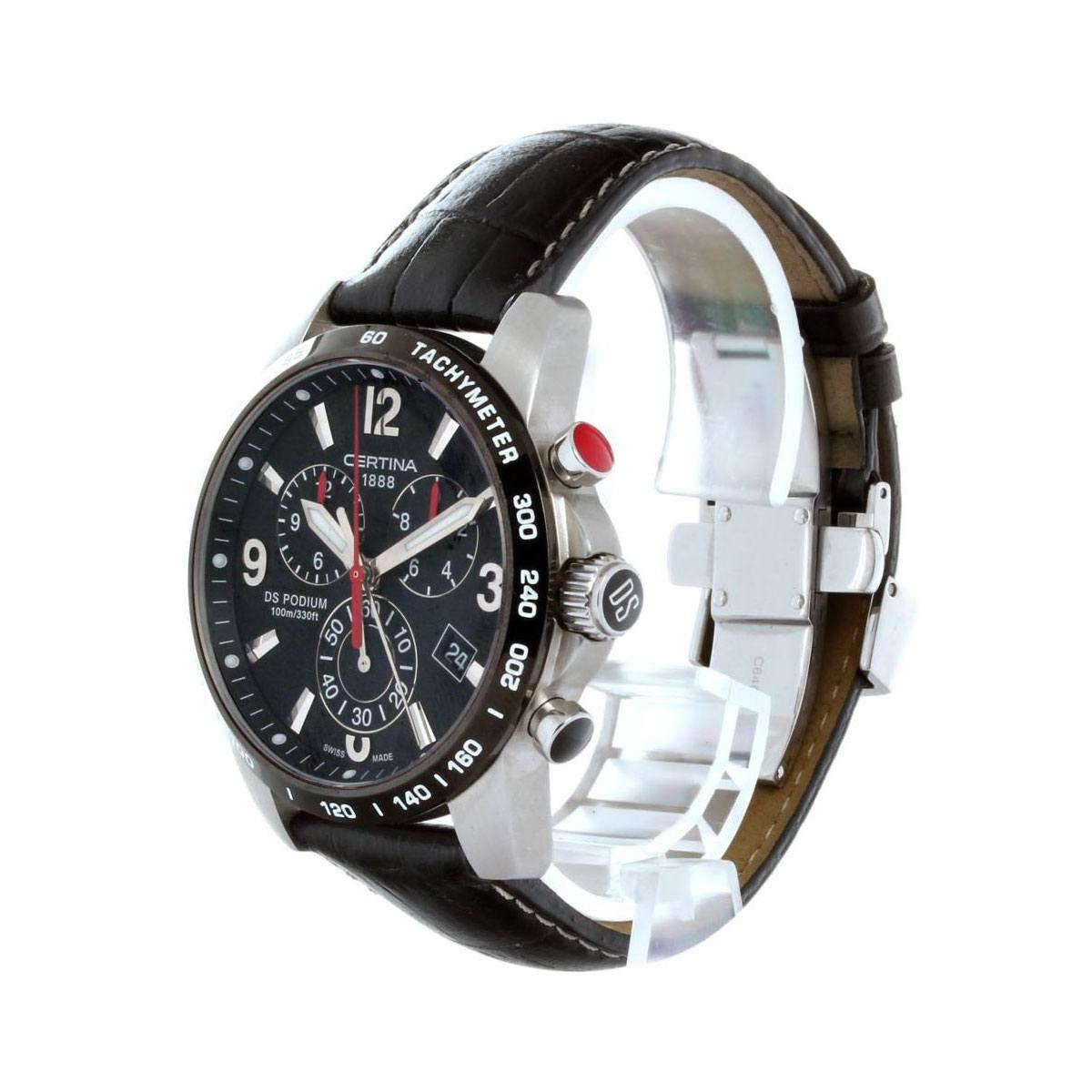 Часовник Certina C001.617.26.057.00