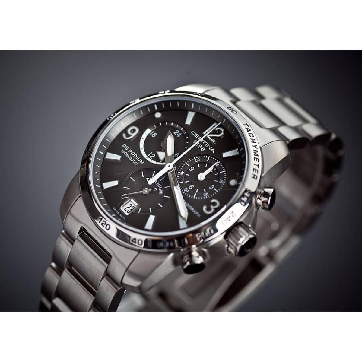 Часовник Certina C001.639.44.087.00