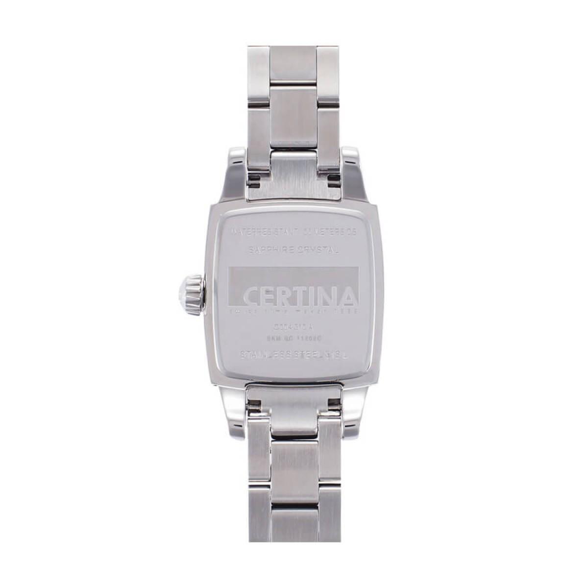 Часовник Certina C004.310.11.117.01