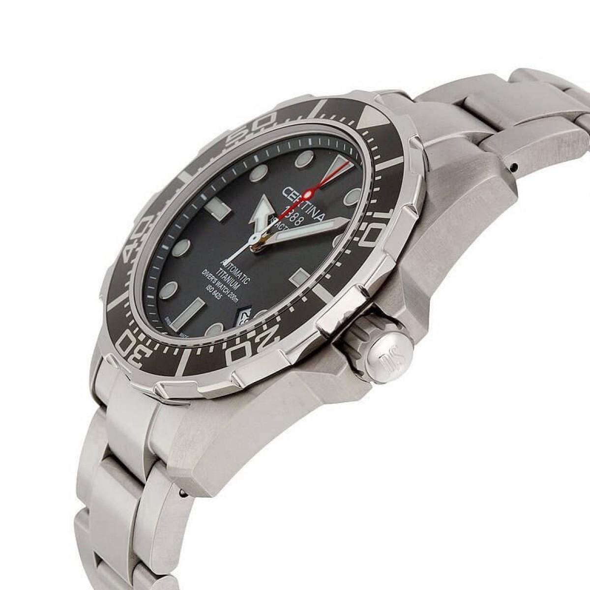 Часовник Certina C013.407.44.081.00