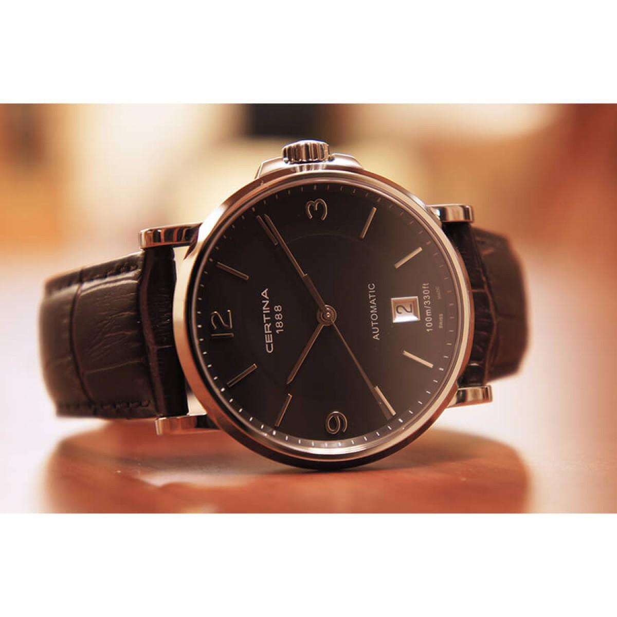 Часовник Certina C017.407.16.057.00