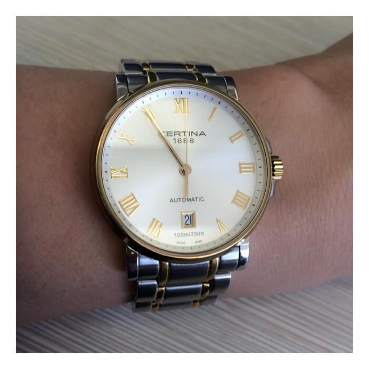 Часовник Certina C017.407.22.033.00