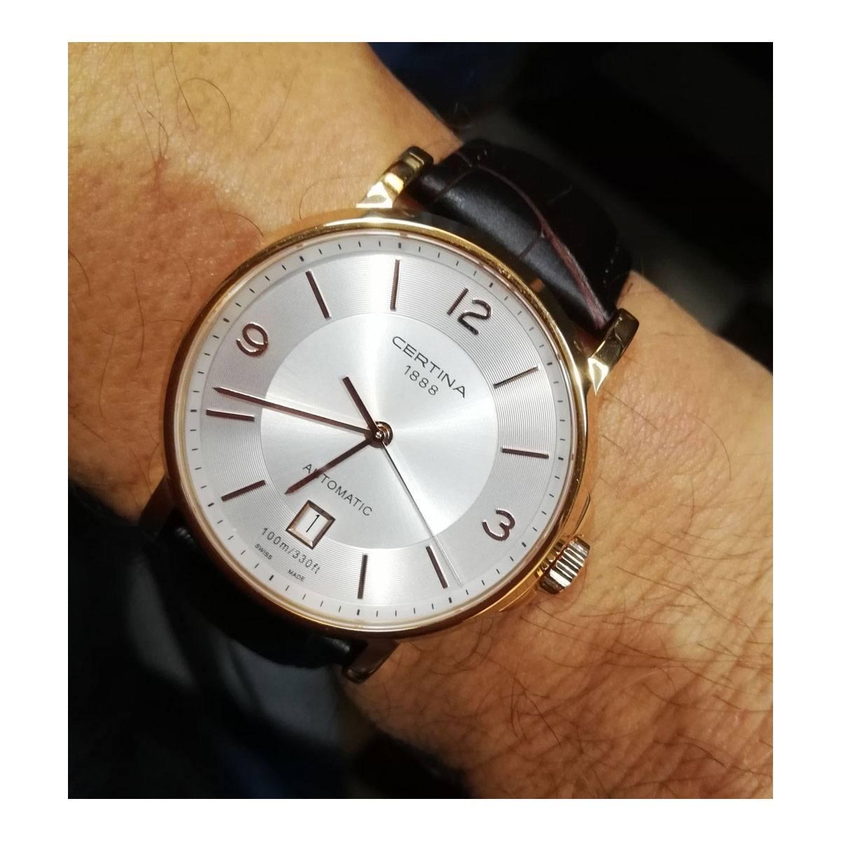 Часовник Certina C017.407.36.037.00
