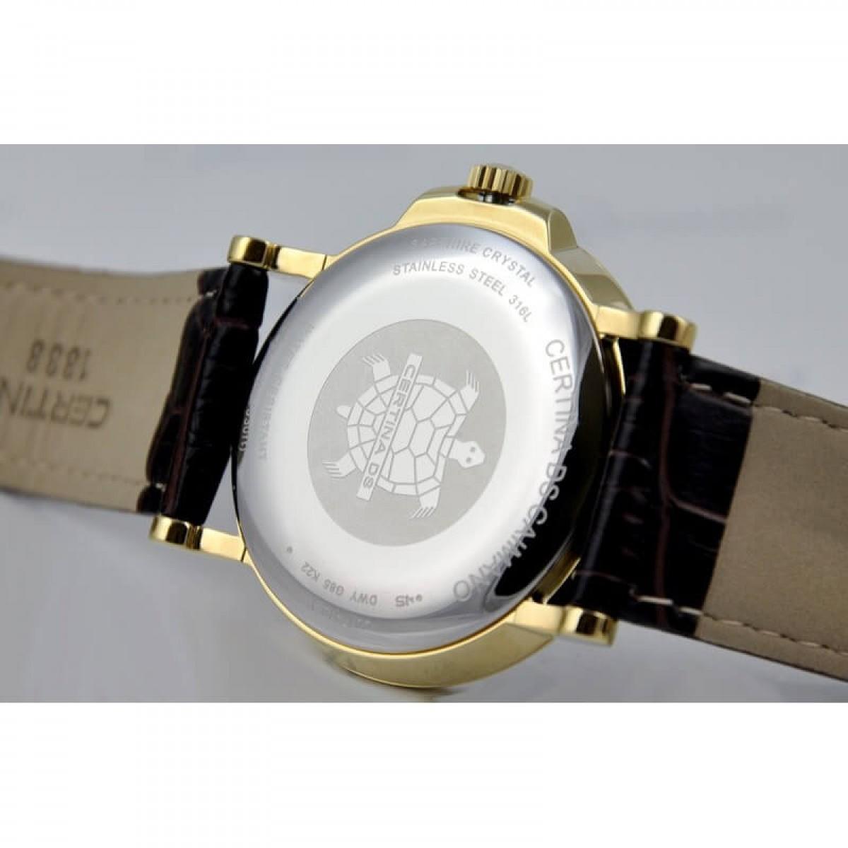 Часовник Certina C017.410.36.087.00