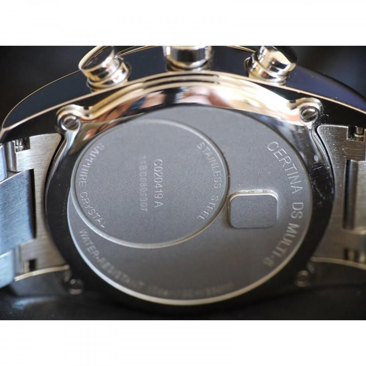 Часовник Certina C020.419.11.057.00