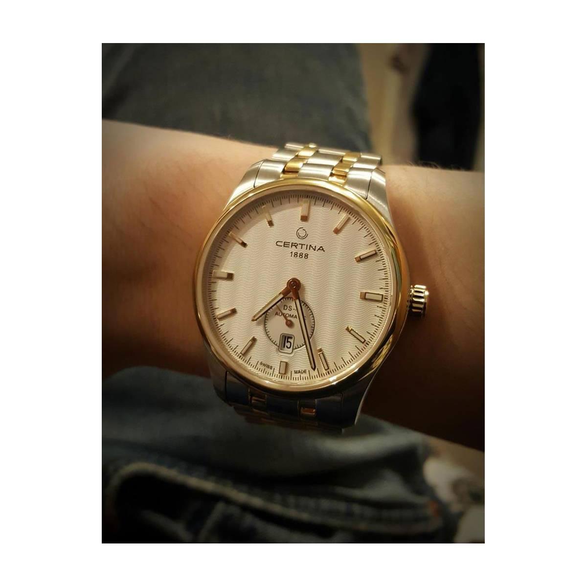 Часовник Certina C022.428.22.031.00