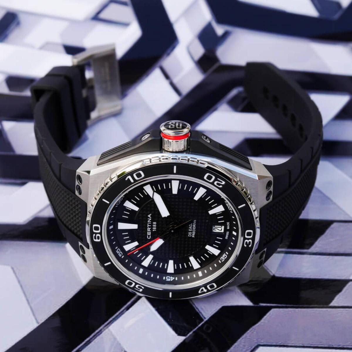 Часовник Certina C023.710.27.051.00