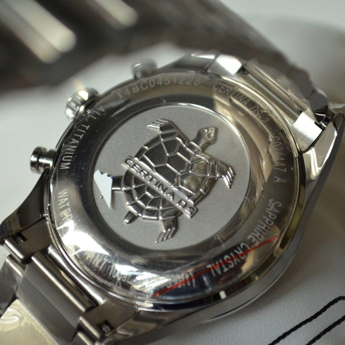 Часовник Certina C024.447.44.051.00