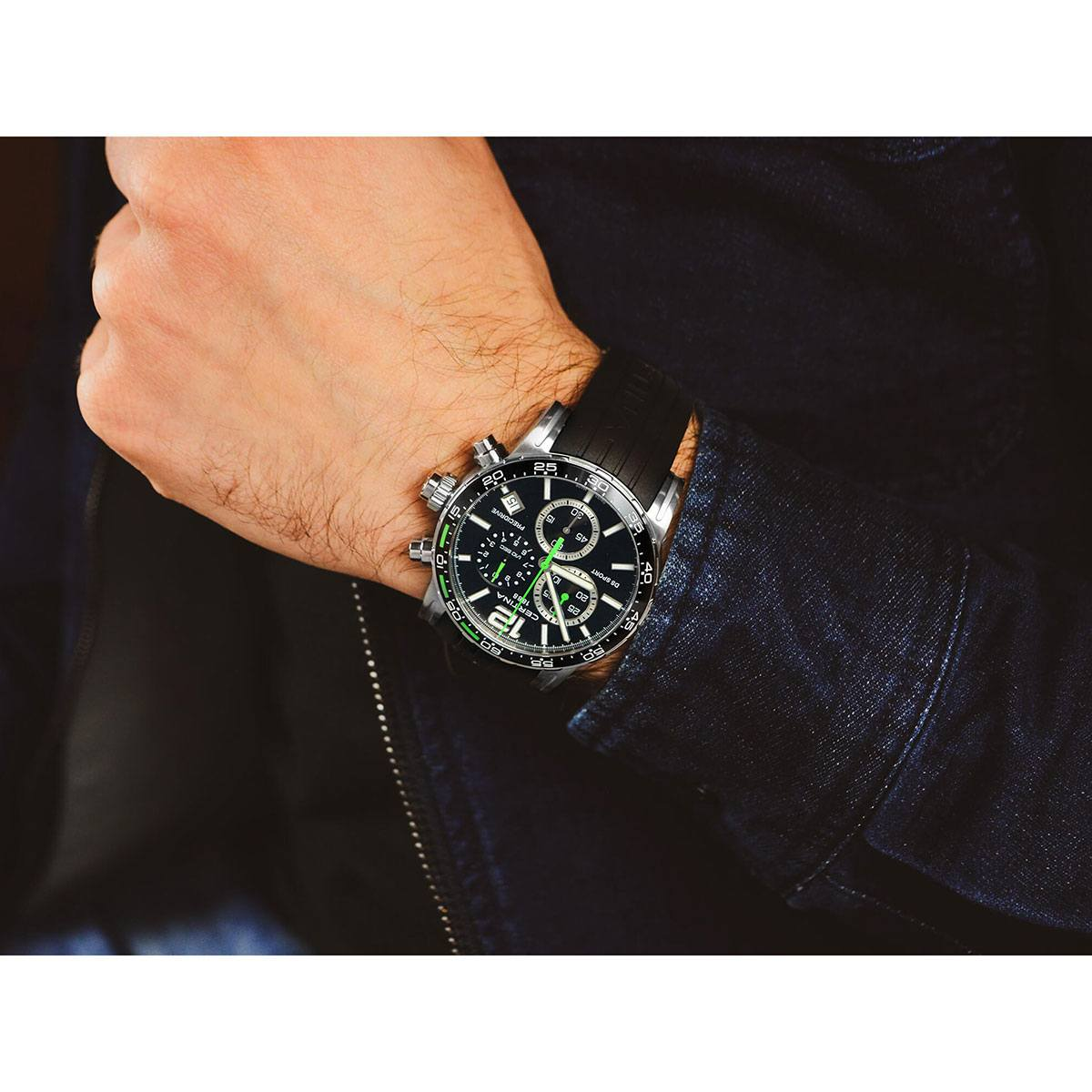 Часовник Certina C027.417.17.057.01