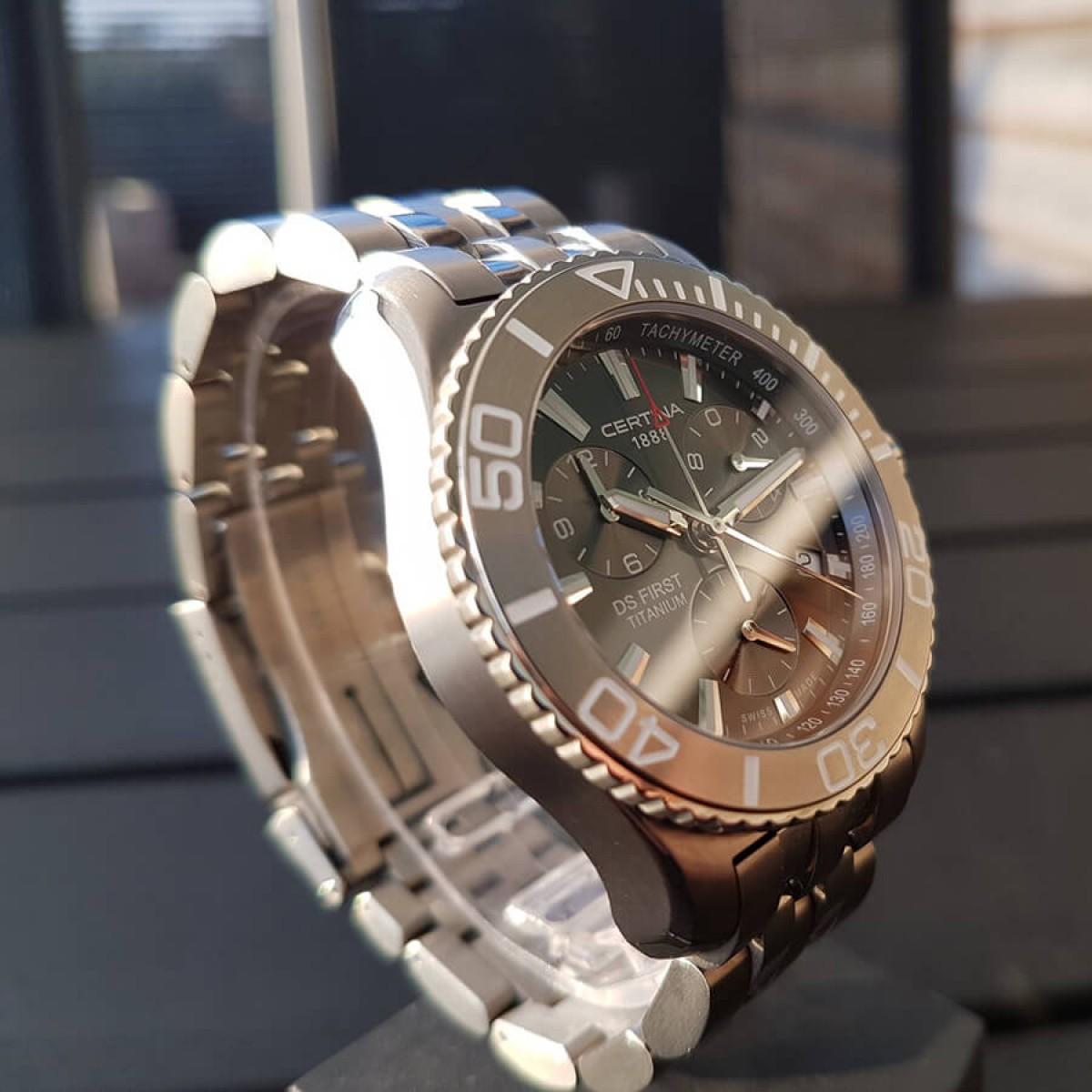 Часовник Certina C541.7184.12.61