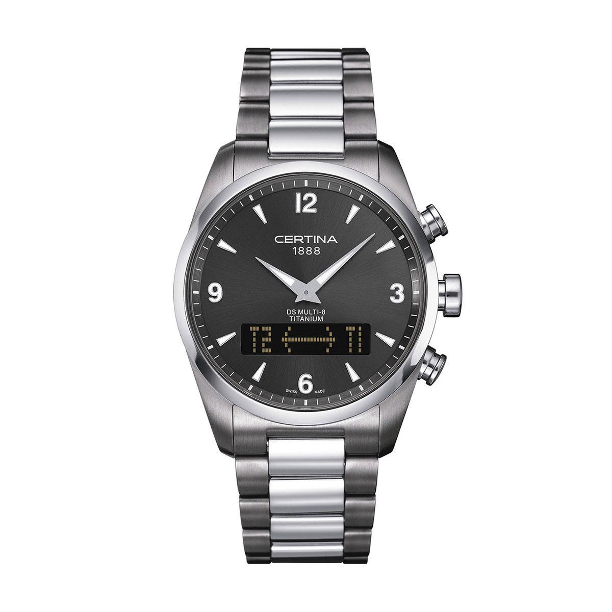 Часовник Certina C020.419.44.087.00