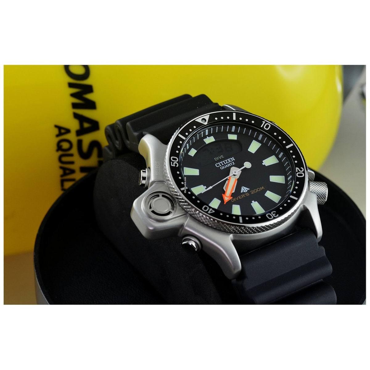 Часовник Citizen JP2000-08E