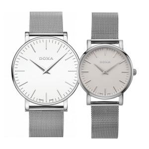 Комплект часовници за двойки Doxa 173.10.011.10 & 173.15.011.10