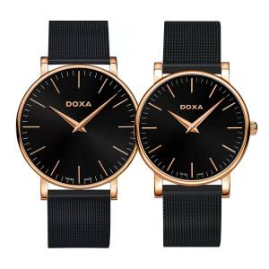 Комплект часовници за двойки Doxa 173.90.101M.15 & 173.95.101M.15
