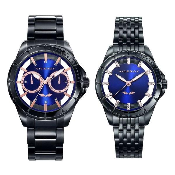 Комплект часовници за двойки Viceroy 401053-37 & 40934-37