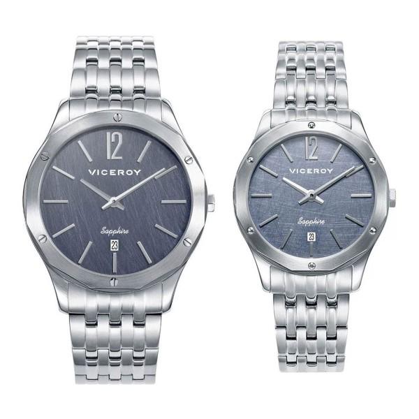 Комплект часовници за двойки Viceroy 471129-35 & 471134-35