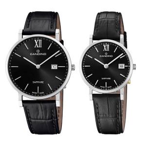 Комплект часовници за двойки Candino C4724/3 & C4725/3