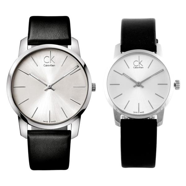 Комплект часовници за двойки Calvin Klein K2G211C6 & K2G231C6