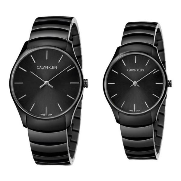 Комплект часовници за двойки Calvin Klein K4D21441 & K4D22441