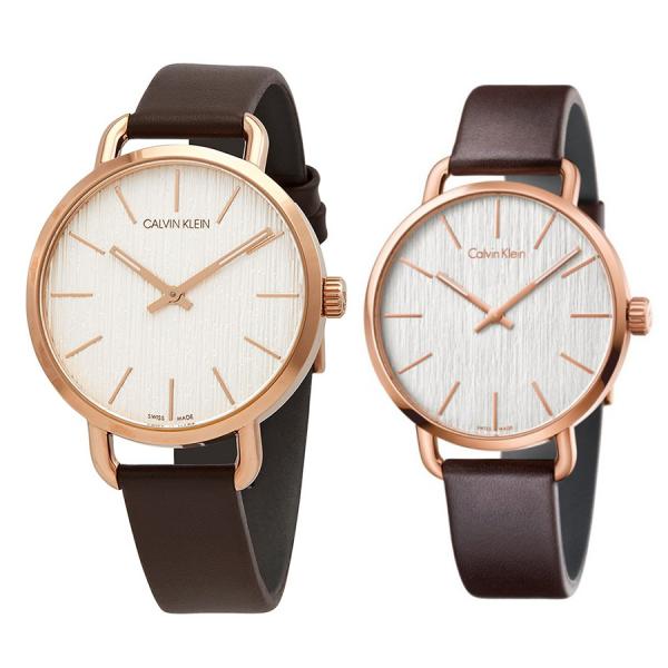 Комплект часовници за двойки Calvin Klein K7B216G6 & K7B236G6