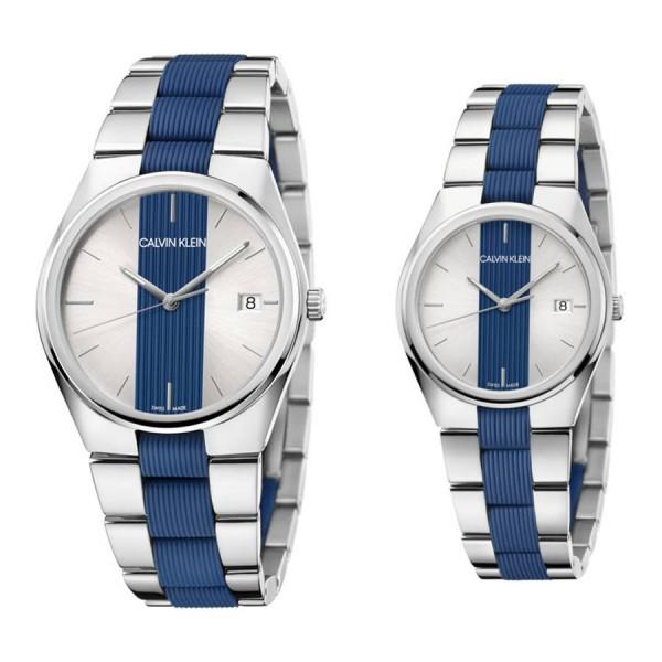 Комплект часовници за двойки Calvin Klein K9E211VX & K9E231VX