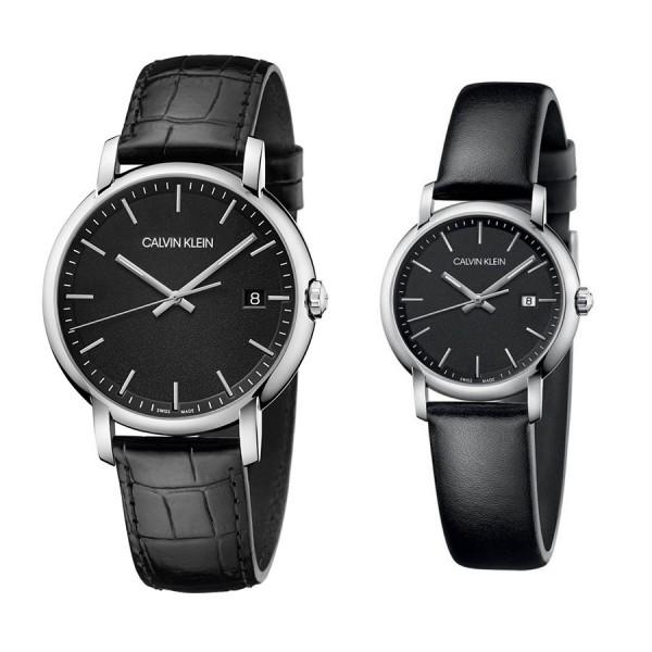 Комплект часовници за двойки Calvin Klein K9H211C1 & K9H231C1