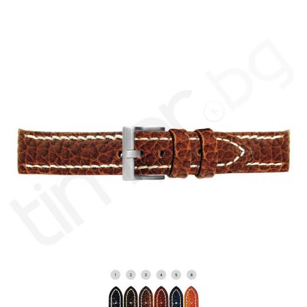 Кожена каишка Diloy 376 - 26 мм