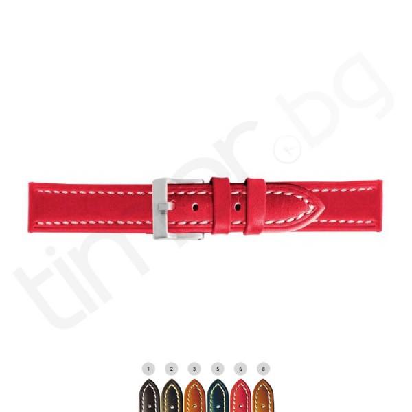 Кожена каишка Diloy 377EA - 26 мм