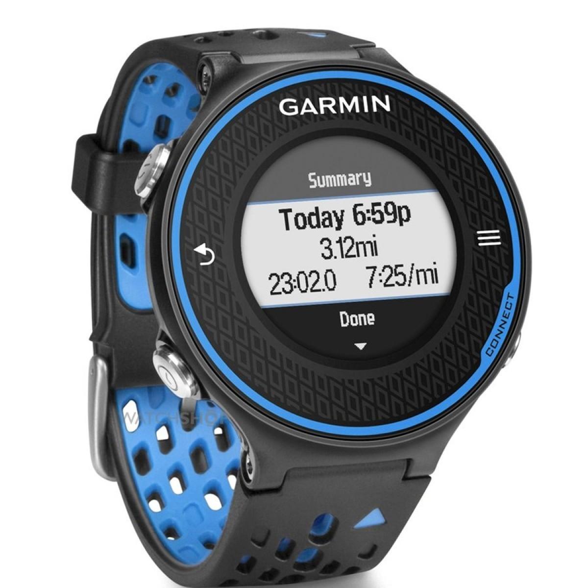 Часовник Garmin Forerunner 620 010-01128-10