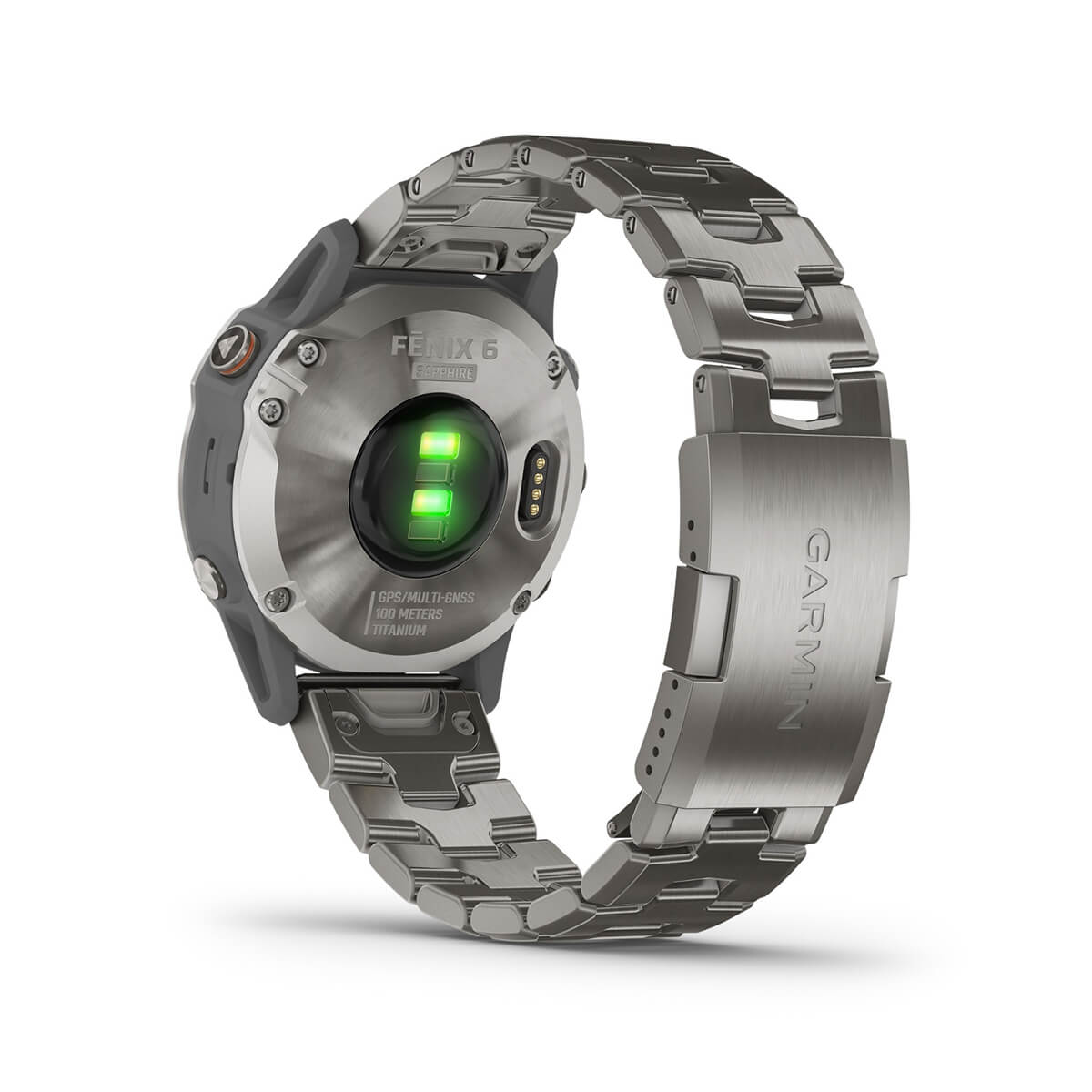 Часовник Garmin Fenix 6 Sapphire Titanium 010-02158-23