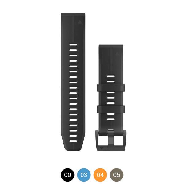 Силиконова каишка Garmin QuickFit 010-12740 - 22 мм