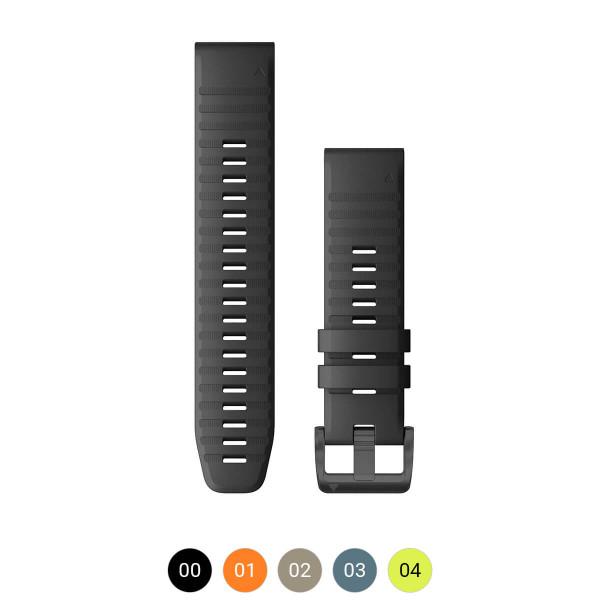 Силиконова каишка Garmin QuickFit 010-12864 - 26 мм