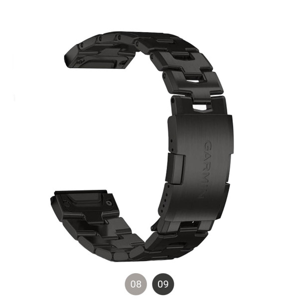 Титаниева верижка Garmin QuickFit 010-12864 - 26 мм