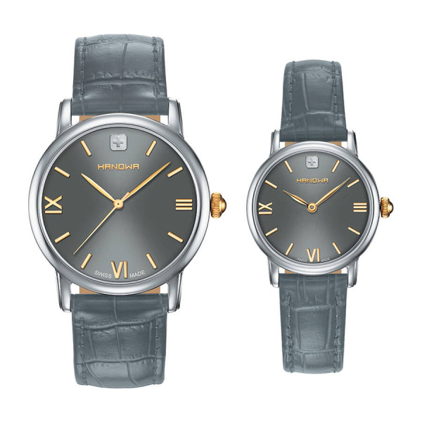 Комплект часовници за двойки Hanowa 16-8071.04.030 SET