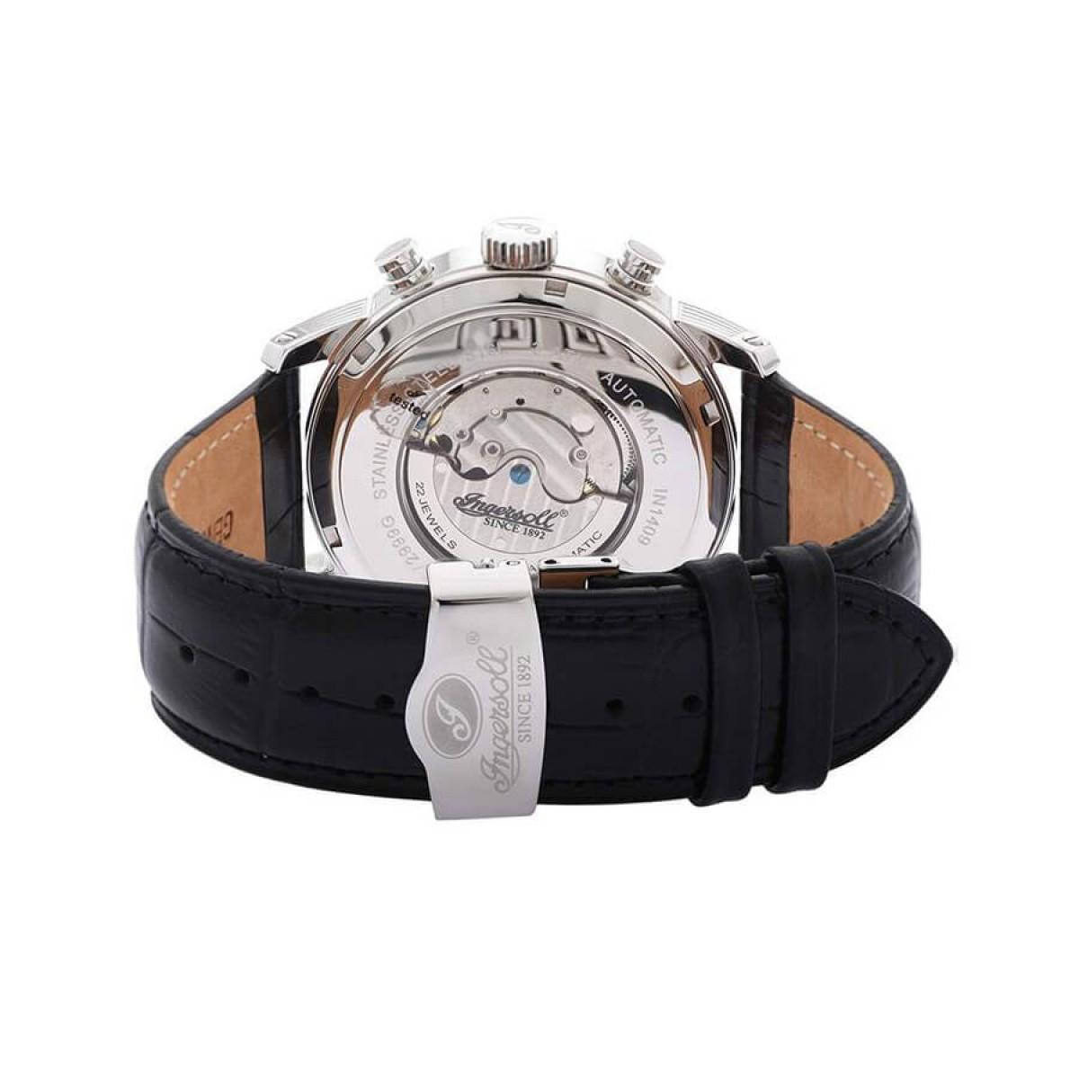 Часовник Ingersoll IN1409BK