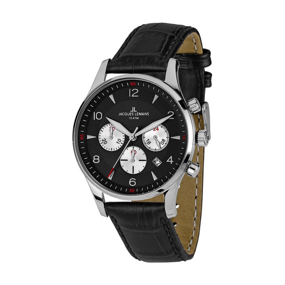 Часовник Jacques Lemans 1-1654 A