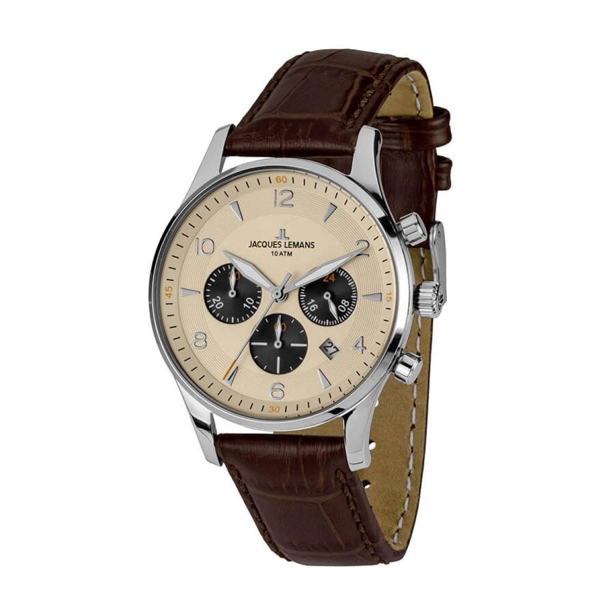 Часовник Jacques Lemans 1-1654 E