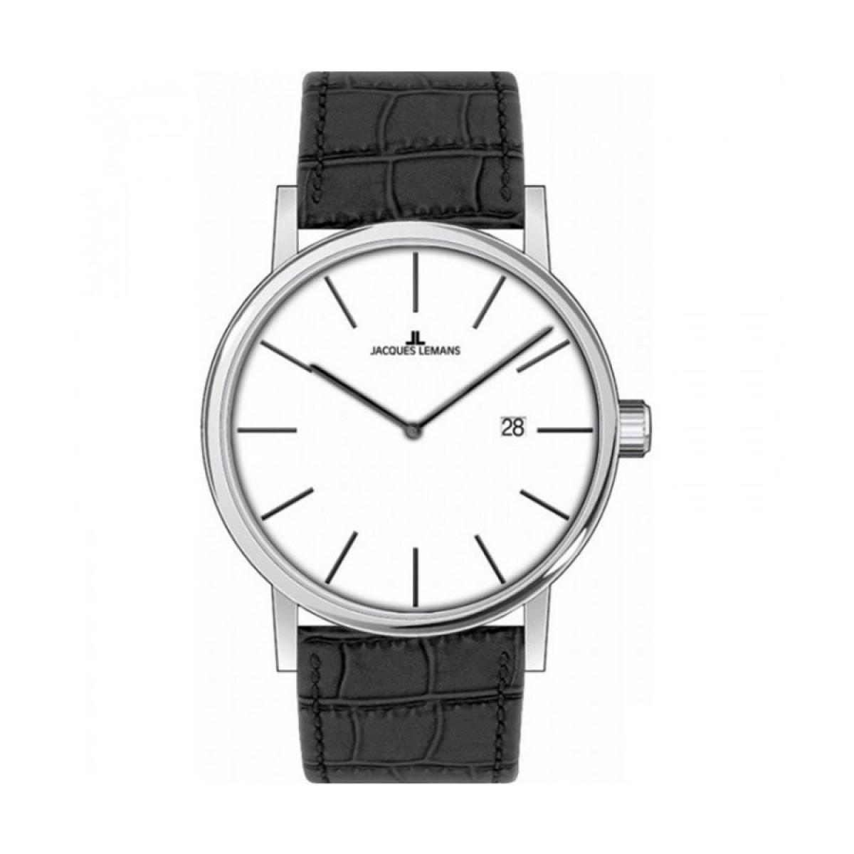 Часовник Jacques Lemans 1-1727 B