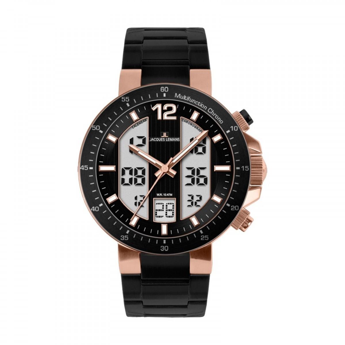 Часовник Jacques Lemans 1-1726D