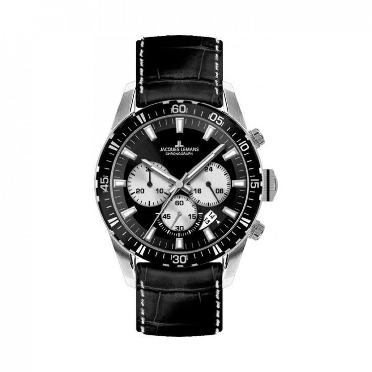 Часовник Jacques Lemans 1-1801A