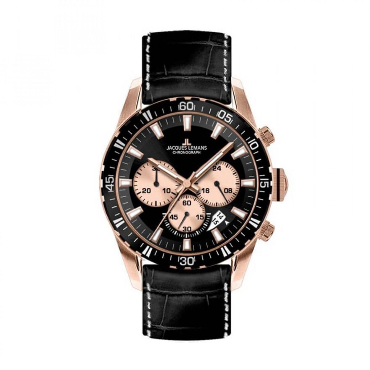Часовник Jacques Lemans 1-1801E