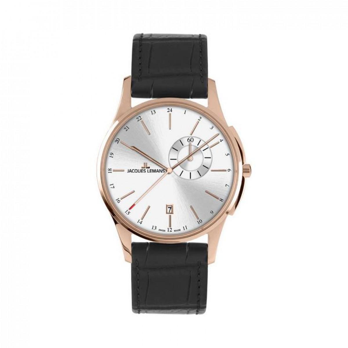 Часовник Jacques Lemans 1-1744 D
